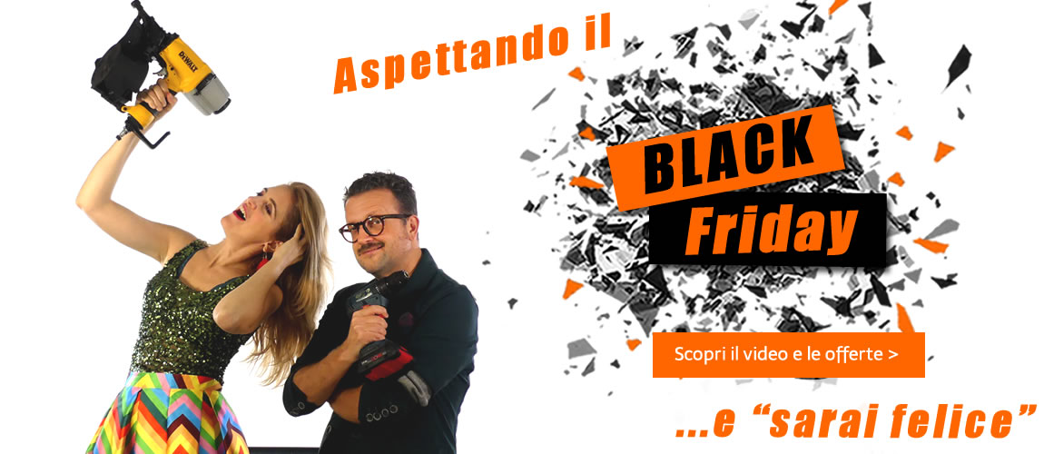 Aspettando il Black Friday 2019 Zelig