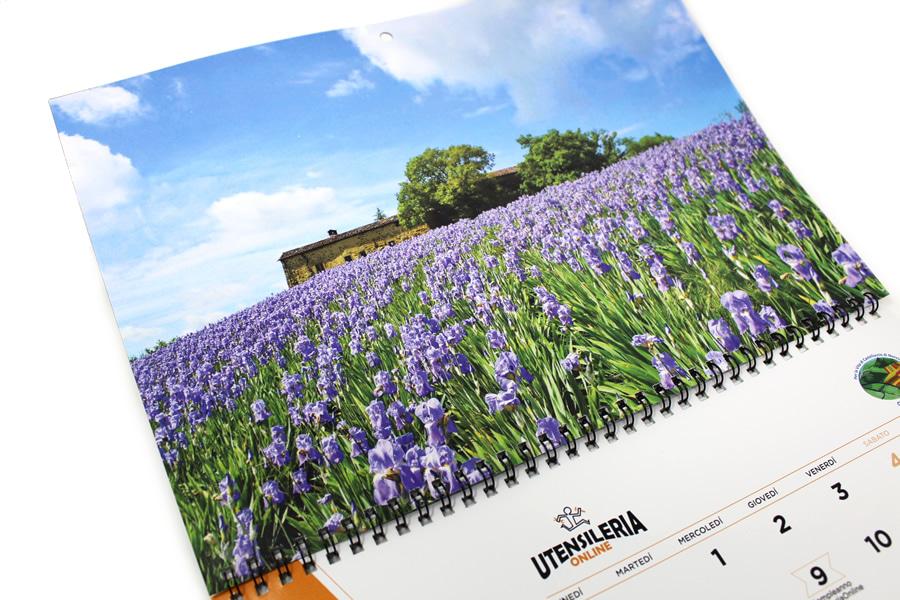 Calendario 2020 UtensileriaOnline - Foto panoramiche delle bellezze italiane
