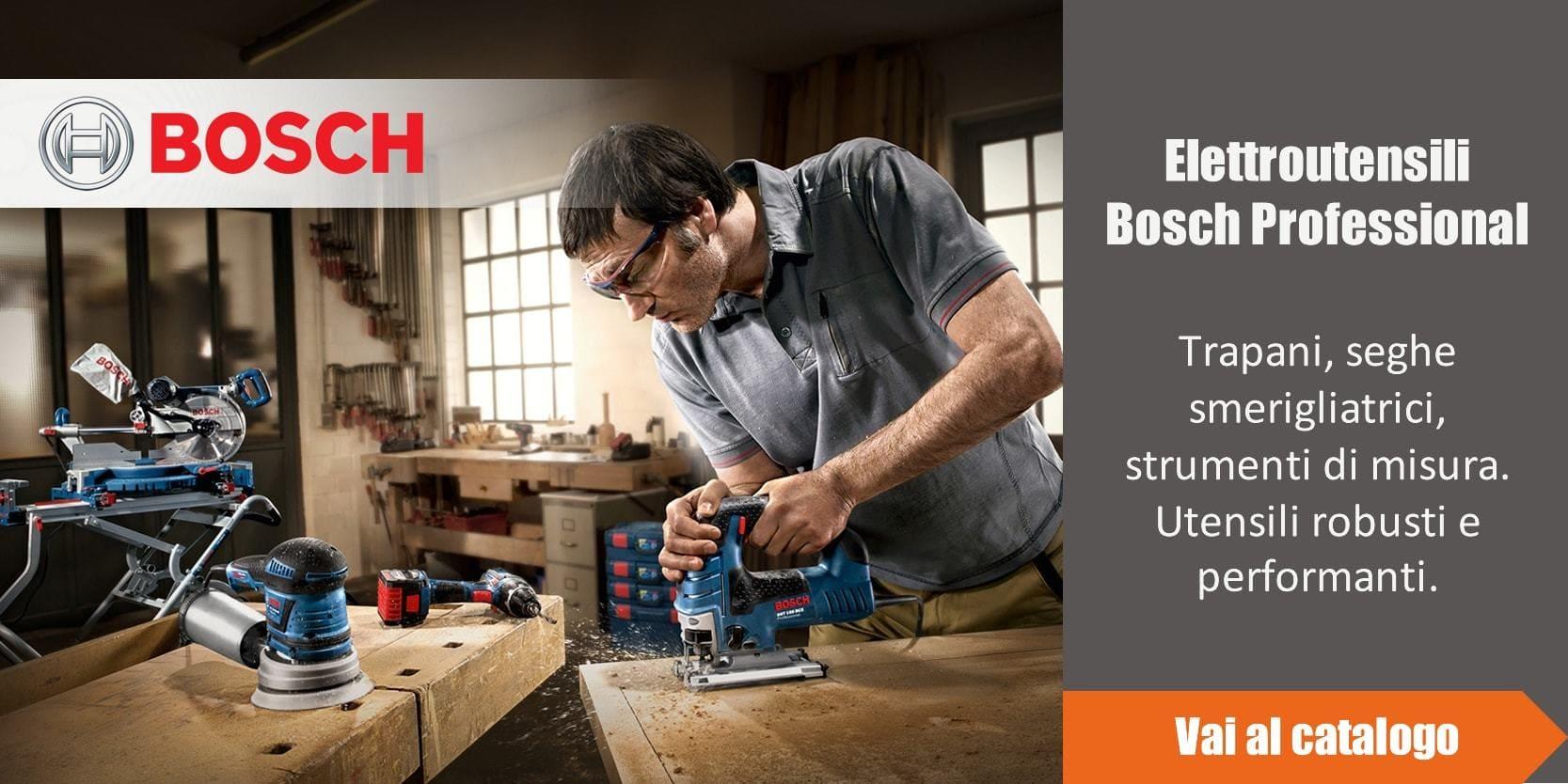 Elettroutensili Bosch Professional