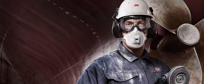 Antinfortunistica DPI: maschere monouso, occhiali, guanti e tute protettive 3M