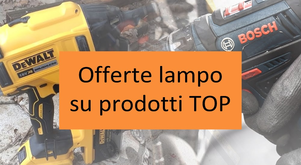 Black Friday 2019: offerte lampo su prodotti TOP di gamma