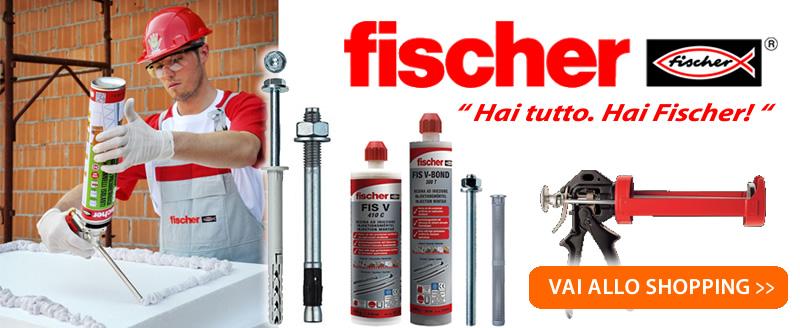 Tasselli e Ancoranti Fischer