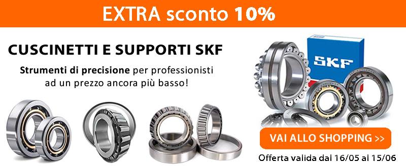 Extra sconto Cuscinetti SKF