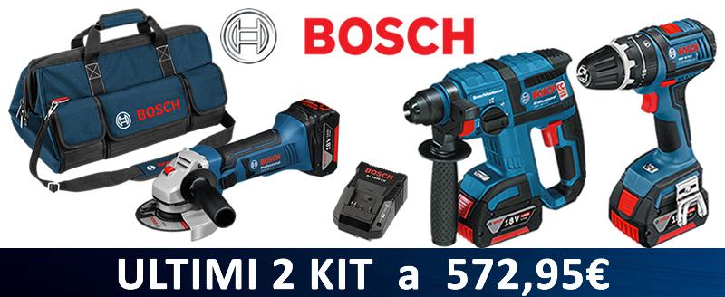 PROMO KIT professional Bosch
