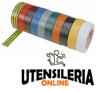 Nastro isolante 3M temflex 15mm x 10mt NERO