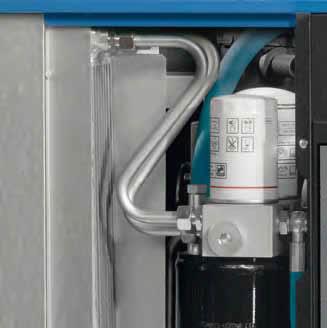 Semplice manutenzione compressore ABAC