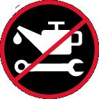 Milwaukke icona manutenzione