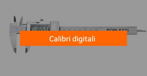 calibri digitali acquistabili su UtensileriaOnline