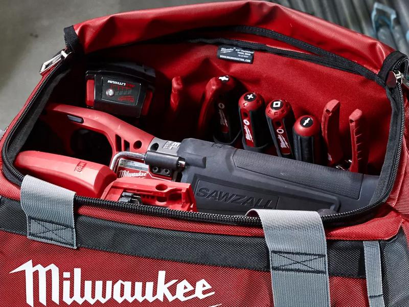 dettaglio box Packout Milwaukee