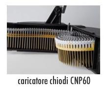 Dettagli chiodatrice CNP60