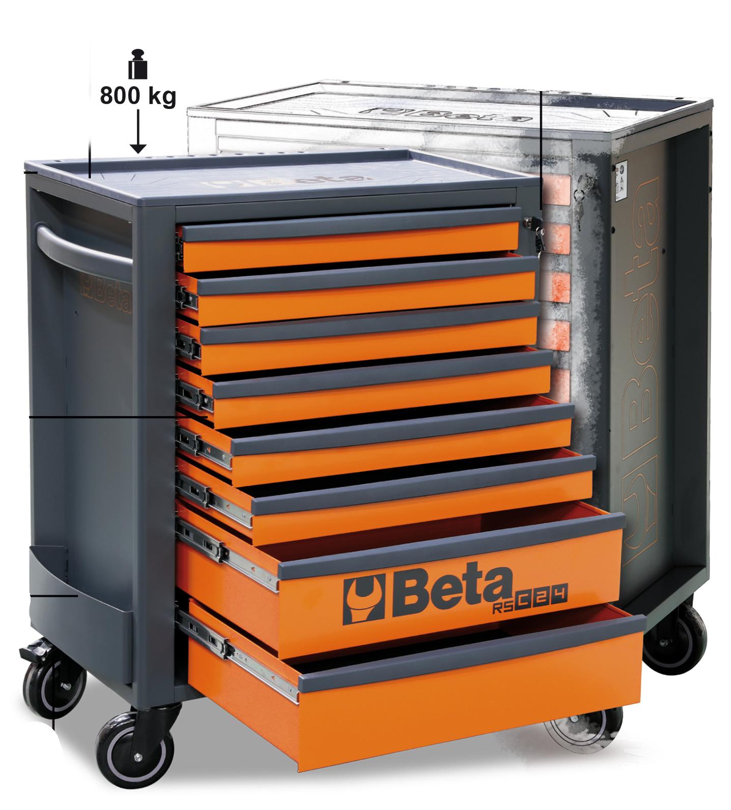 Officina Cassettiera Beta RSC24