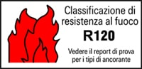 certificazione R120