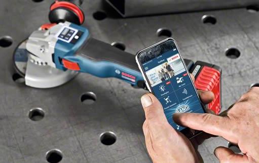 Connessione bluetooth con l'utensiler Bosch