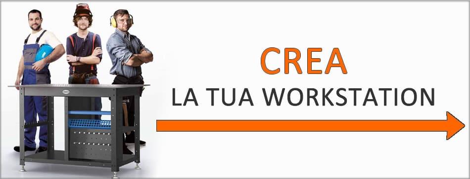 Crea la tua workstation ONLINE!