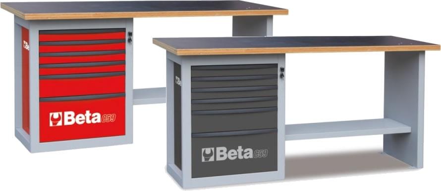 Banco Beta C59A con 6 cassetti