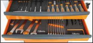 termoformati per cassetto BETA