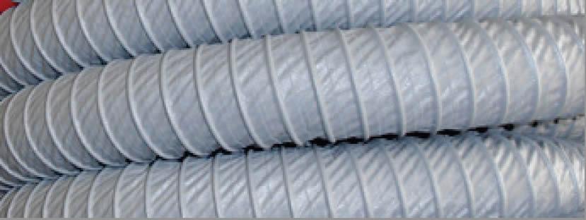 immagine dettagliata tubo aspirazione flessibile ARIATERMO
