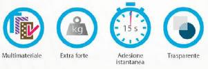caratteristiche adesivo monocomponente AF02