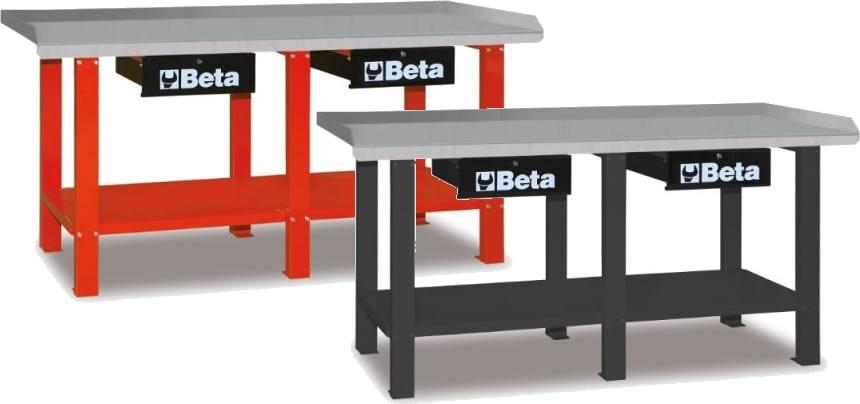 Banco Beta C56 con 2 cassetti