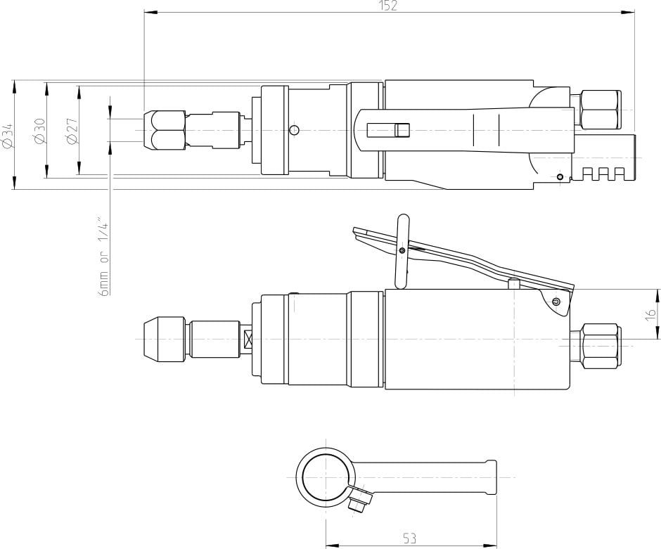 dimensioni fresatrice G2440