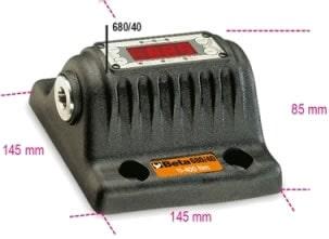 misure misuratore 680 Beta