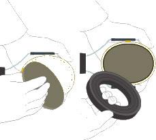 cuffie antirumore PELTOR uso