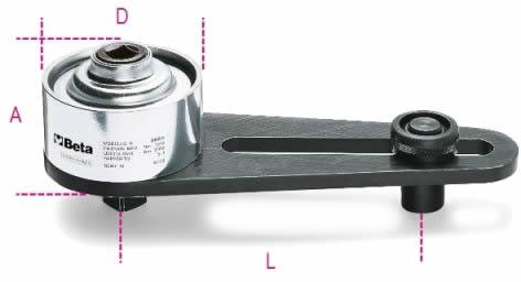 Misura misuratore di coppia 562/1 beta