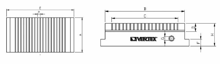 immagine dettagliata piano magnetico 900