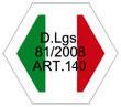 D.Lgs. 81/2008 ART.140 Normativa