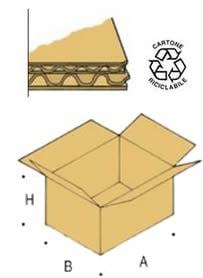 cartone riciclabile