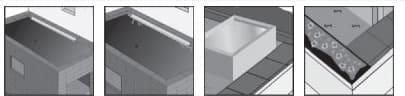 immagine dettagliata applicazione silicone SL3000