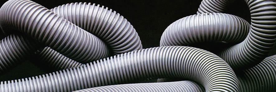 immagine dettagliata tubo aspirazione flessibile ASPIRAPOLVERE