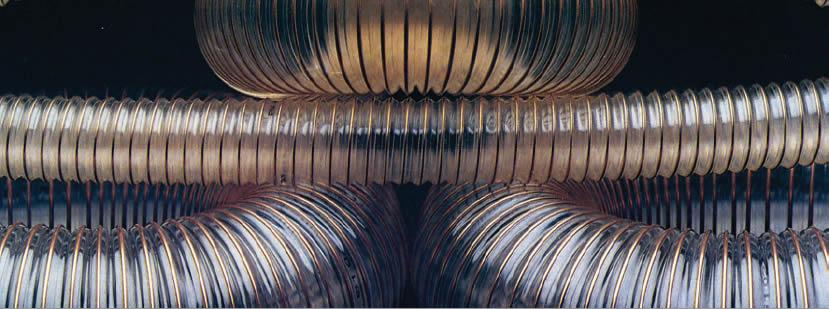 immagine dettagliata tubo aspirazione flessibile ARIAPU