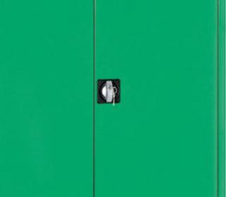 Caratteristiche armadio sicurezza fitosanitari Tecnotelai serratura