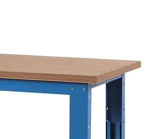 piano in faggio Multiflex per banchi da lavoro Work Steel Up Fami