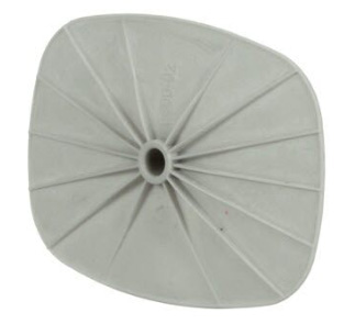 dettaglio valvola di inalazione ed esalazione 3M HF-800-02