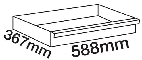 Dimensioni cassetto BETA