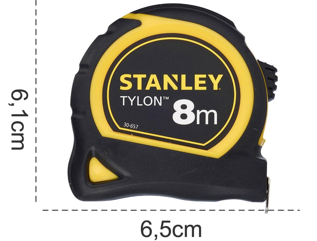 Dimensioni metro a nastro Stanley
