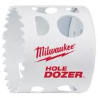 dotazione sega a tazza 57mm Hole Dozer Milwaukee