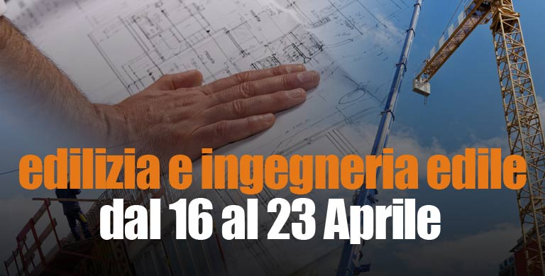 cantieri ed ingegneria edile
