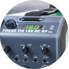 Pannello controllo Focus TIG 160 Migatronic