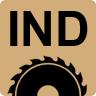 icona taglio industriale Klein