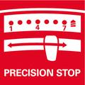 Icona Metabo Precision Stop