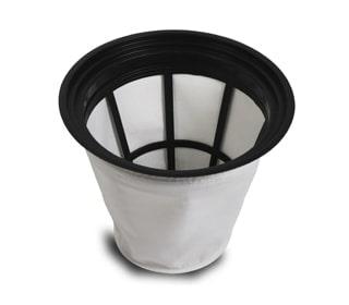 kit filtrante aspiratore mec 215