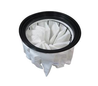kit filtrante conduttivo aspiratore Planet 152 Atex