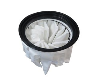 kit filtrante conduttivo aspiratore planet 775 atex