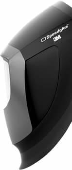 Visione laterale maschera 3M Speedglass 9002 NC