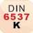 legenda DIN 6537K Dormer