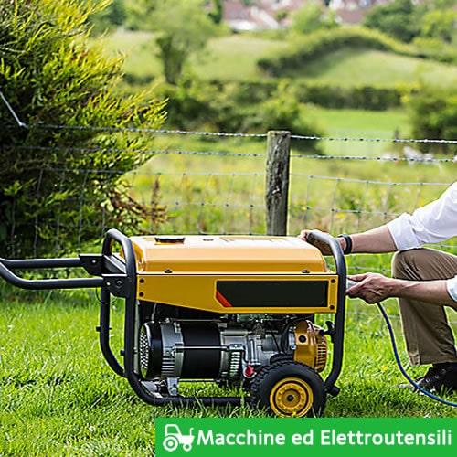 Generatore corrente nei campi