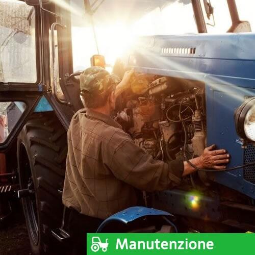 Manutenzione del trattore